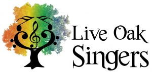 "Live Oak Singers presents ""Somewhere in my DREAMS"""