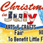 Christmas in July Arts & Crafts Fair