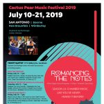 Cactus Pear Music Festival - PROGRAM II: BAYING AT THE MOON: Beethoven & Beyond