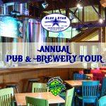 Annual Pub & Brewery Tour