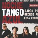 Noche Azul de Esperanza: Tangos