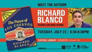 Meet the Author: Richard Blanco