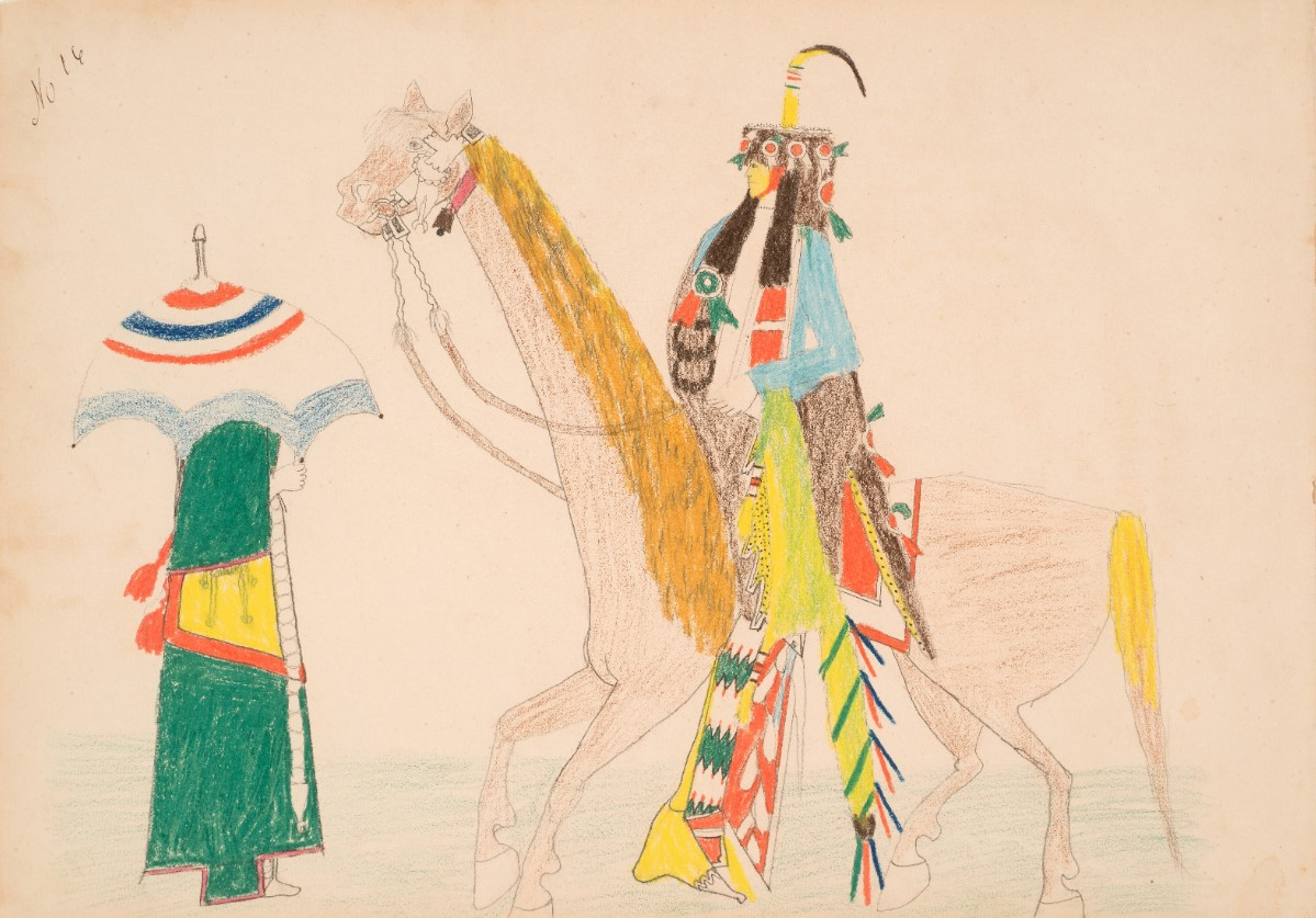 We're Still Here: Native American Artists, Then an...