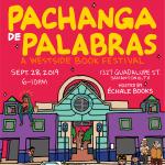 Pachanga de Palabras: A Westside Book Festival