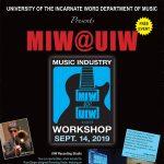 Music Industry Studies Program, UIW Department of ...