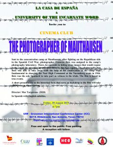 Cinema Club: The Photographer of Mauthausen