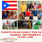Puerto Rican Family Fun Day