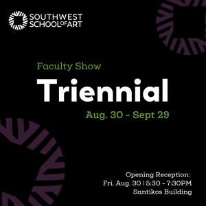 SSA Faculty Show Triennial