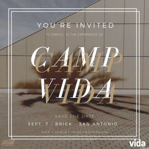 Camp Vida Fashion Show + Magazine Release Party