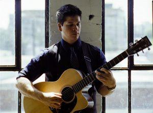 Michael Alanis Performs at Hyatt Regency San Antonio's Q Bar