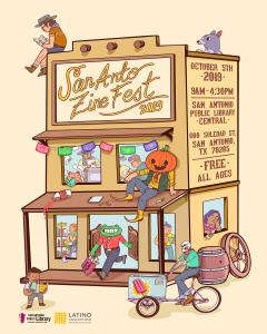 San Anto Zine Fest 2019