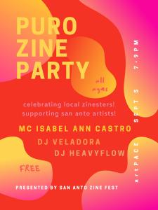 Puro Zine Party