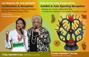 Las Tesoros de San Antonio | Celebration & Reception
