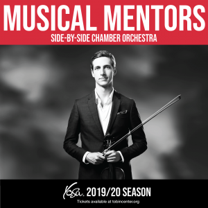 YOSA Side-by-Side Chamber Orchestra: Musical Mentors with Eric Gratz