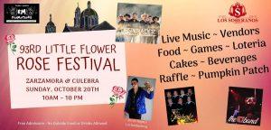 93rd Annual Rose Festival