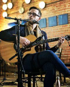 Ponciano Seoane Performs at Hyatt Regency San Antonio's Q Bar
