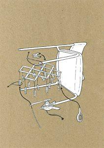 Artist Workshop with Tsuyoshi Anzai: Untitled Machine Work