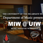 MIW@UIW (Music Industry Workshop at UIW)