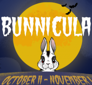 Bunnicula - Today Vegetables, Tomorrow the World!