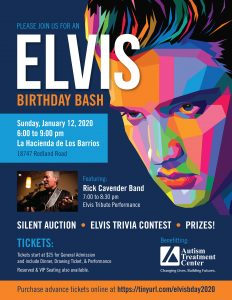 Elvis Birthday Bash