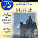 "San Antonio Mastersingers Present Handel's ""Messiah"""