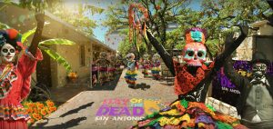 Day of the Dead San Antonio Festival at La Villita