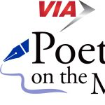 VIA's 11th Annual Poetry on the Move Contest