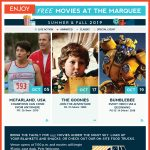Mission Marquee Plaza Family Movie Series October Movies