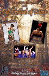Alamo City Performing Arts presents Fall Festival of Dance
