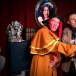 Annual Dinner Theater Comedy Event: The Mystery of Irma Vep!
