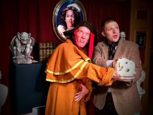 Annual Dinner Theater Comedy Event: The Mystery of...