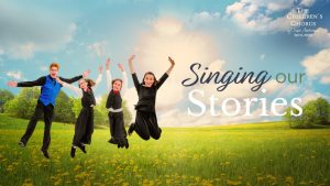 CCSA Presents Singing Our Stories