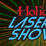 Holiday Laser Show