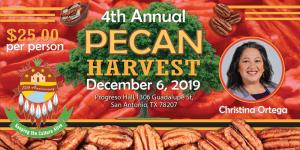 Pecan Harvest Dinner
