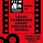 Local Filmmaker Grant Screening & Reveal