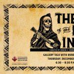 Gallery Talk with Dr. Ruben Cordova