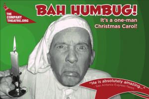 Bah Humbug! A one-man Christmas Carol