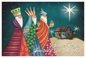 Fiesta del Dia de los Tres Reyes