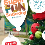 Holiday in the Garden at Hemisfair