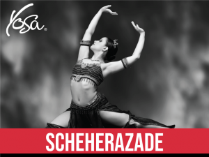YOSA Zachry Series: Scheherazade