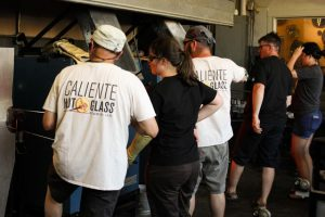 Diversify - A Demonstration in Glassblowing