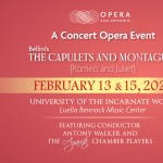The Capulets and Montagues: A Concert Opera