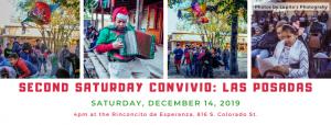 Second Saturday Convivio: Las Posadas