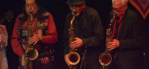 Holiday Saxophones Brunch