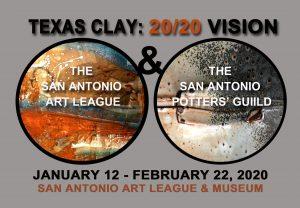 TEXAS CLAY:20/20 VISION
