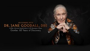 An Evening With Dr. Jane Goodall, DBE
