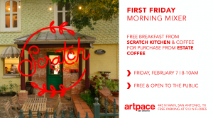 MORNING MIXER – FEATURING GUEST CHEF SCRATCH KITCHEN!