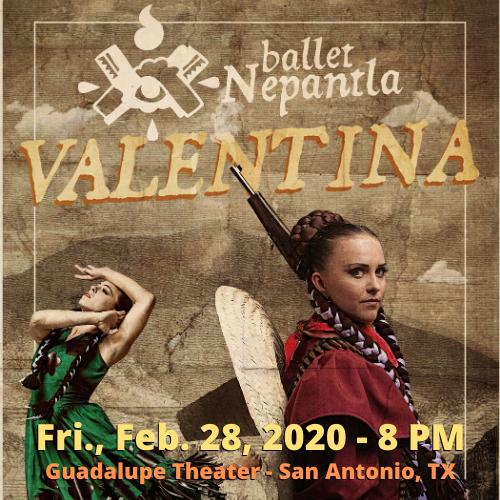 Ballet Nepantla Presents Valentina