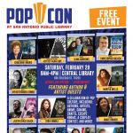 Pop Con at the San Antonio Library