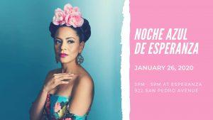 Noche Azul Concert- January 26, 2020